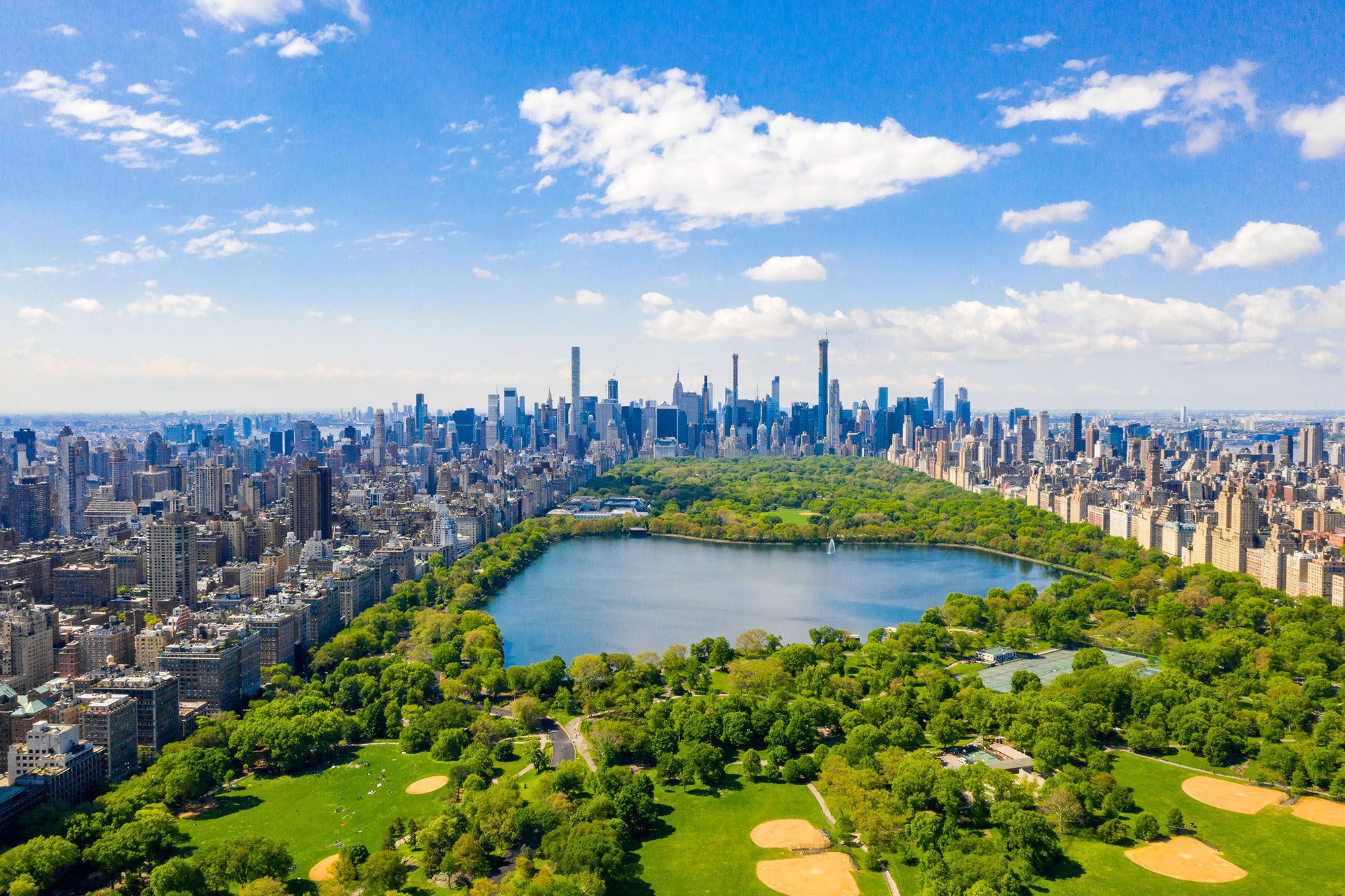 The Top Tourist Spots NYC